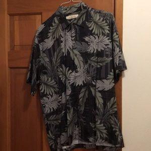 Tommy Bahama silk shirt